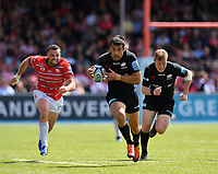 Rugby Union - 2018 / 2019 Gallagher Premiership - Play-Off Semi-Final: Saracens vs. Gloucester<br /> <br /> Saracens' Alex Lozowski in action during this afternoon's game, at Allianz Park.<br /> <br /> COLORSPORT/ASHLEY WESTERN