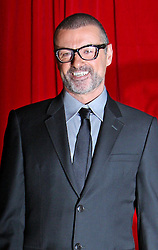 File photo dated 11/05/11 of George Michael at The Royal Opera House in Covent Garden in London, as the pop superstar has died peacefully at home, his publicist said.