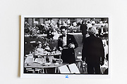 LORD NICHOLAS HERVEY, Queens May Ball, used, Sept. 86,