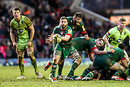 Leicester Tigers v Northampton Saints 310115