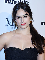 """Sydelle Noel at 2018 Marie Claire """"Image Makers Awards"""" held at the Delilah LA on January 11, 2018 in West Hollywood, CA. Janet Gough/AFF-USA.com. 11 Jan 2018 Pictured: Jeanine Mason. Photo credit: MEGA TheMegaAgency.com +1 888 505 6342"""