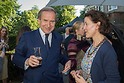 Party  to celebrate Julia Peyton-Jones's  25 years at the Serpentine. London. 20 June 2016