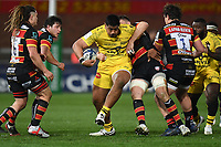 Rugby Union - 2020 / 2021 European Rugby Heineken Champions Cup - Round of 16 - Gloucester vs La Rochelle - Kingsholm<br /> <br /> La Rochelle's Will Skelton in action during this evening's game.<br /> <br /> COLORSPORT/ASHLEY WESTERN