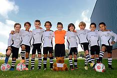 20140913 NED: Jeugdvoetbal VV Maarssen F3 - VV Kockengen F1, Maarssen