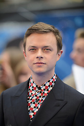 Dane DeHaan attending the European premiere of Valerian and the City of a Thousand Planets at Cineworld in Leicester Square, London. PRESS ASSOCIATION Photo. Picture date: Monday July 24th, 2017. Photo credit should read: Matt Crossick/PA Wire.