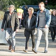 NLD/Leusden/20181005 - Bn-ers nemen afscheid van Koos Alberts, Edwin van Hoevelaak en Annie Schilder