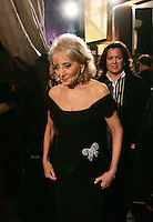 28 April 2006:  Barbara Walters  of the new co-host in the VIEW with Rosie O'Donnell in the Exclusive behind the scenes photos of celebrity television stars in the STAR greenroom at the 33rd Annual Daytime Emmy Awards at the Kodak Theatre at Hollywood and Highland, CA. Contact photographer for usage availability.