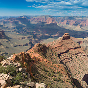 View Of Grand Canyon National Park, Arizona, USA