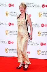 Julia Davies attending the Virgin Media BAFTA TV awards, held at the Royal Festival Hall in London. Photo credit should read: Doug Peters/EMPICS