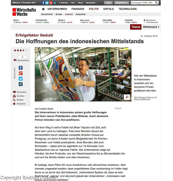 2015 10 09 Tearsheet WirtschaftsWoche SMEs in Indonesia web Eztu Glass