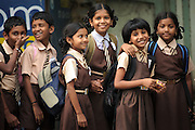 School children - Hyderabad, India