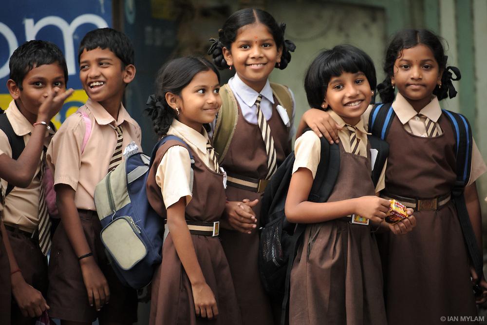 School children - Hyderabad, India