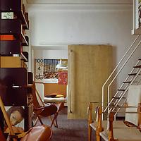 Architect Italo Lupi, 1968