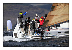 Brewin Dolphin Scottish Series 2011, Tarbert Loch Fyne - Yachting - Day 2 of the 4 day series. Windy!.GBR6969T, Grand Cru II, Grand Cru Syndicate, CCC, First 40.7..