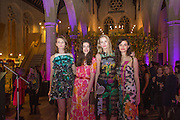 Fashion and Gardens, The Garden Museum, Lambeth Palace Rd. SE!. 6 February 2014.