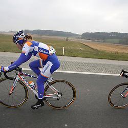 Sportfoto archief 2013<br /> Omloop Het Nieuwsblad women (13) Thalita de Jong