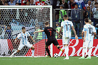 Gol Ivan RAKITIC Croatia Goal celebration <br /> Nizhny Novgorod 21-06-2018 Football FIFA World Cup Russia  2018 <br /> Argentina - Croatia / Argentina - Croazia <br /> Foto Matteo Ciambelli/Insidefoto