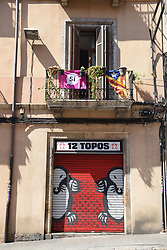 Catalonia, Spain Sep 2017. Tarragona.