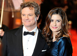 ©London News Pictures. 13/02/2011. Colin Firth At BAFTA Awards In London On Sunday 13/02/2011. Photo credit should read: Peter Webb/London News Pictures