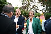 August 15, 2019:  Monterey Car Week, Stefano Domenicali, CEO of Lamborghini
