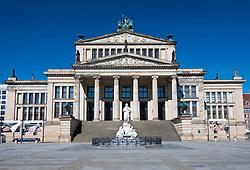 Konzerthaus in Gendarmenmarkt in Mitte Berlin Germany