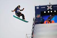 Snowboard , X-Games Oslo <br /> 27. Februar 2016  , 20160226<br /> Snowboard, Big Air Tøyen<br /> Cheryl Maas <br /> Foto: Sjur Stølen / Digitalsport