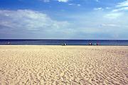 Plaża na Helu<br /> Beach on Hel