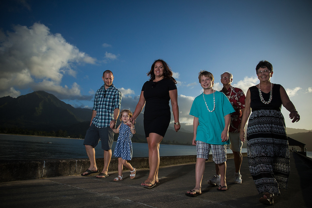 Trip to Kauai for a Portrait Session with Holly and Matt