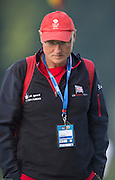 Amsterdam. NETHERLANDS. GBR Women's Chief Coach, Paul THOMPSON. 2014 FISA  World Rowing. Championships.  De Bosbaan Rowing Course . 07:25:14  Thursday  21/08/2014  [Mandatory Credit; Peter Spurrier/Intersport-images]