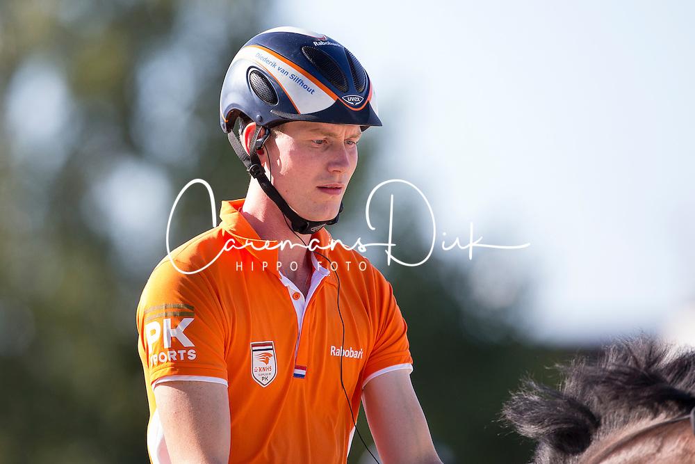 Van Silfhout Diederik, (NED)<br /> Alltech FEI World Equestrian Games™ 2014 - Normandy, France.<br /> © Hippo Foto Team - Leanjo de Koster<br /> 25/06/14
