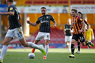 Matt Warburton of Northampton Town   during the EFL Sky Bet League 2 match between Bradford City and Northampton Town at the Utilita Energy Stadium, Bradford, England on 7 September 2019.