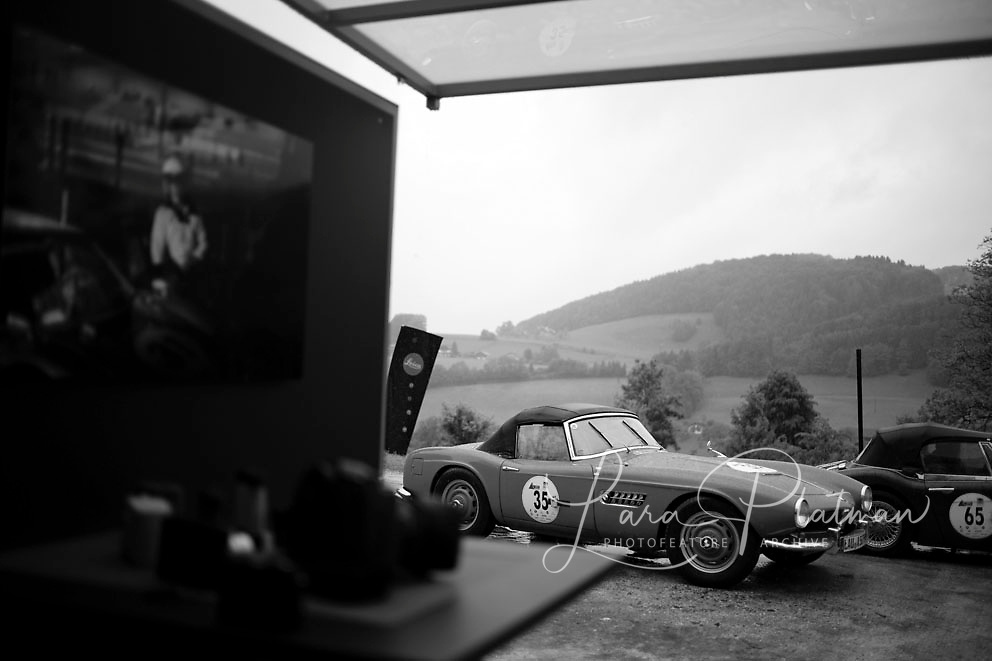Leica uses Lara Platman's photographs for Display at historic race meeting to celebrate the Leica M