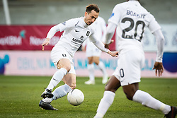during football match between NK Maribor and Olimpija in 24nd round of Prva liga Telekom Slovenije 2020/21, on 27 February, 2021 in Ljudski Vrt stadium in Maribor, Slovenia. Photo by Blaž Weindorfer / Sportida