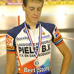 NK Baanwielrennen 2004 Alkmaar<br />Niki Terpstra