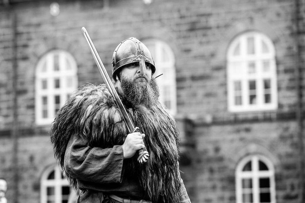 Viking's festival in Reykjavik