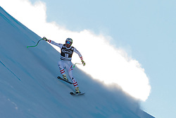 29.12.2017, Stelvio, Bormio, ITA, FIS Weltcup, Ski Alpin, alpine Kombination, Abfahrt, Herren, im Bild Frederic Berthold (AUT) // Frederic Berthold of Austria in action during the downhill competition for the men's Alpine combination of FIS Ski Alpine World Cup at the Stelvio course, Bormio, Italy on 2017/12/29. EXPA Pictures © 2017, PhotoCredit: EXPA/ Johann Groder