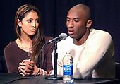 NBA-Kobe Bryant Sexual Allegation Press Conference-Jul 17, 2003