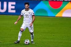 SEVILLE, SPAIN - Tuesday, November 17, 2020: Ilkay Gundogan of Germany during the UEFA Nations League match between Spain and Germany at Estadio La Cartuja de Sevilla on november 17, 2020 in Seville, Spain (Photo by Jeroen Meuwsen/Orange Pictures)