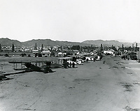 1921 Rogers Field (formerly Chaplin Airdrome) at Fairfax & Wilshire Blvds.