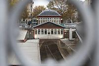 Port-Royal RER station, Paris.