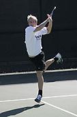 1/25/05 Men's Tennis Practice