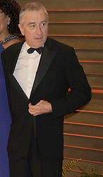 WEST HOLLYWOOD, CA - MARCH 02: Grace Hightower_Robert De Niro attends the 2014 Vanity Fair Oscar Party hosted by Graydon Carter on March 2, 2014 in West Hollywood, California...People:  Grace Hightower_Robert De Niro. (Credit Image: © SMG via ZUMA Wire)