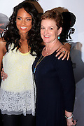 """Alicia Keys and her mother, Toni Augello at the Alica Keys """" As I am"""" celebration wrap party at Park on June 18, 2008"""