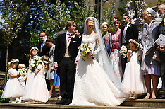 Lady Gabriella Windsor wedding - 18 May 2019