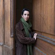 Piccolo Teatro Grassi, Milano, Italia, 29 Marzo 2021. Ambra, attrice.