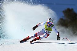 March 14, 2019 - ANDORRA - Mauro Caviezel (SUI) during Men's Super Giant of Audi FIS Ski World Cup Finals 18/19 on March 14, 2019 in Grandvalira Soldeu/El Tarter, Andorra. (Credit Image: © AFP7 via ZUMA Wire)