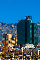 Central Business District, Cape Town, South Africa.