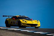 September 21-24, 2017: IMSA Weathertech at Laguna Seca. 4 Corvette Racing, Corvette C7.R, Oliver Gavin, Tommy Milner