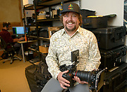 Todd Jones of Teton Gravity Research has a mountain of film-making equipment at his disposal as the action-sports media company, founded in 1996 by brothers Steve and Todd Jones and Dirk Collins and Corey Gavitt, continues to push boundaries in the industry.