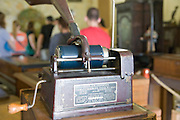 Israel, Ein Hod Artists village, The Nisco Museum of Mechanical Music Edison GEM Phonograph
